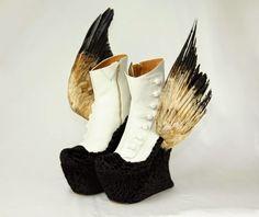 Os Sapatos Exóticos de Masaya Kushino - Design Innova