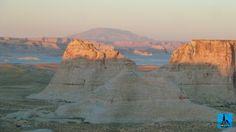 Micuțul oraș Page din Arizona de nord oferă asupra Lacului Powell priveliști care vă taie răsuflarea