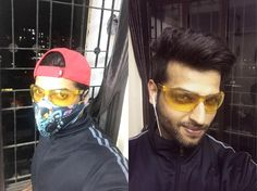 After 10 days in Kashmir now back to Bombay !  Touch down Bombay !  Time to burn some fat - #cardio  #travel #run #running #respromask #respro #mask #fitness #fitnessmodel #modellife #mumbai #indianmodel #socialmedia