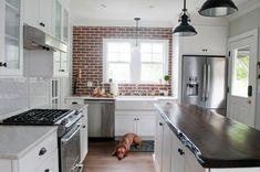 The 10 Commandments of Kitchen Renovation — The Big Reveal 2014 (THE BRICK. I love.)