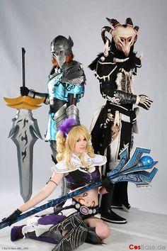 Guild Wars 2 Cosplay.