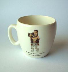 Vintage Boys Town Coffee Mug