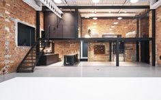 Photographic Studio in Warsaw / Mess Architects, ©  Szymon Swietochowski