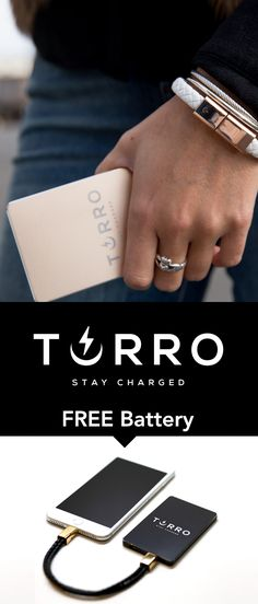 FREE Portable Battery! Charger Bracelet Band