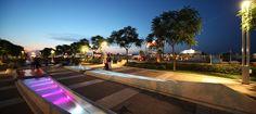 Riccione, lungomare (RN) - #rimini #mare Ravenna, Sidewalk, Street View, Image, Hotel, Walkways, Pavement, Curb Appeal