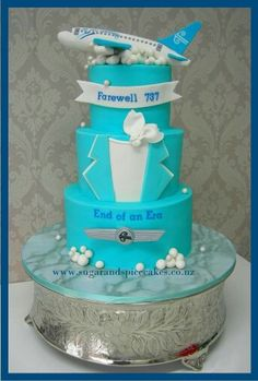 163 Best Airplane Cakes Images Airplane Cakes Fondant