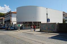 Banco Borges e Irmão (arch. Alvaro Siza) - Vila do Conde