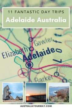 These 11-day trips from Adelaide in South Australia are a great way to get out and explore the city and beyond. We have shared a list of great things to do in Adelaide that are less than 2 hours from the city. #Adelaide #Australia