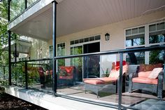 Love this balcony!  Over 160 sq ft of outdoor oasis. http://buywithsarah.ca/mylistings.html/details-31502519