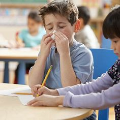 Are your kids #backtoschool? Here's how to avoid the most common classroom GERMS! | health.com