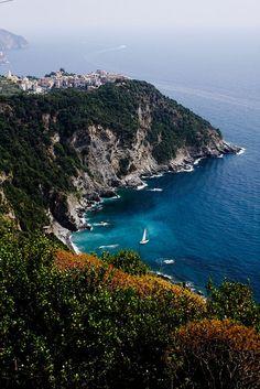 Moneglia, Italy / photo by Kevin Li Kam Hang