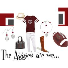 The Aggies are we...