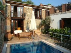 Selcuk House rental: Stone House