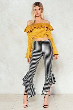 76984e41e997 26 Best Pant images in 2019   Blouses, Clothing, Boho fashion