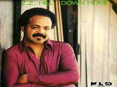 Z Z HILL - DOWN HOME BLUES