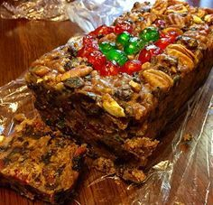 Best Fruitcake Recipe : Living the Country Life Best Fruit Cake Recipe, Fruit Recipes, Cake Recipes, Dessert Recipes, Cooking Recipes, Christmas Fruit Cake Recipe, Recipies, Christmas Pudding, Christmas Sweets