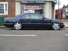 w124 ce lowered on 19s - MBClub UK - Bringing together Mercedes Enthusiasts
