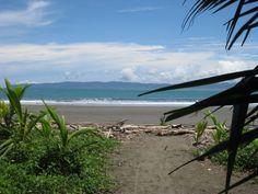 Zancudo Beach, Costa Rica, it was perfect
