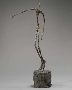 L'Homme qui Chavire, Alberto Giacometti – an instantly recognizable icon of the modern era cast in 1951.