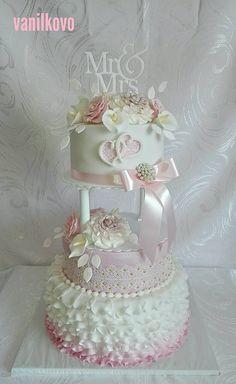 svadobná, Inšpirácie na originálne torty svadobné