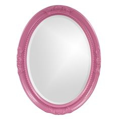 A mirror fit for a princess!