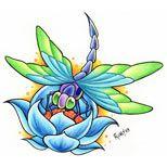Cartoon colorful dragonfly on lotu flower tattoo designs Dragonfly Wall Art, Dragonfly Tattoo Design, Fairy Tattoo Designs, Dragonfly Symbolism, Dragonfly Jewelry, Henna Designs, Head Tattoos, Love Tattoos, Tatoos