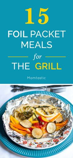 There are so many good combinations and delicious foil packet meals I can put together in no time at all. Here are a few of our favorites.