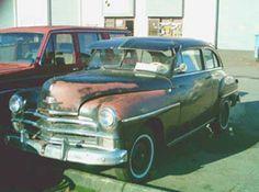 Plymouth 2 door