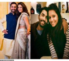 Cricketer Dinesh Karthik gets engaged to squash champion Dipika Pallikal A new name has just been added to the list of the hottest WAGs as squash player Dipika Pallikal gets engaged to cricketer Dinesh Karthik. http://daily.bhaskar.com/article-hf/CEL-cricketer-dinesh-karthik-gets-engaged-to-squash-champion-dipika-pallikal-4447850-PHO.html