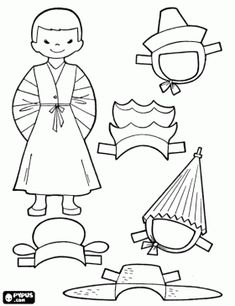 bluebonkers youth activity sheets paper dolls