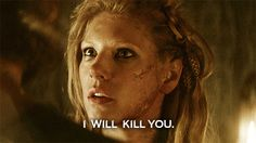 LAGERTHA!!!!  I can't wait for Vikings in two days!!!!!!!!
