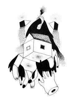 Errances pavillonnaires - Sophie Della Corte