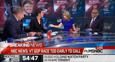 04-08 Brian Williams back at it for Super Tuesday on MSNBC... #MSNBC: 04-08 Brian Williams back at it for Super Tuesday on MSNBC… #MSNBC