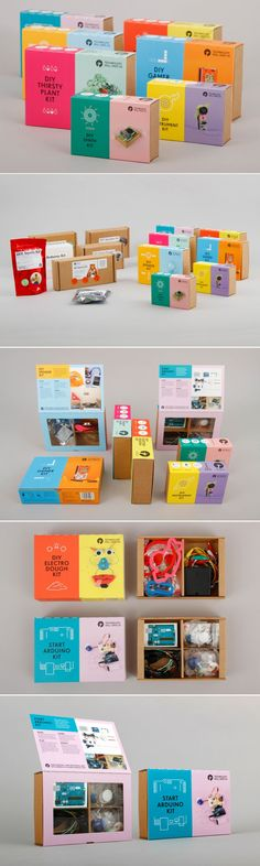 Technology Will Save Us — The Dieline - Branding & Packaging Design