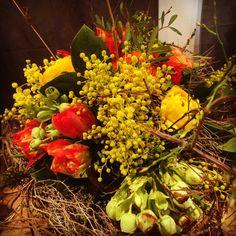 Bouquet rond  atelier-vegetal.ch