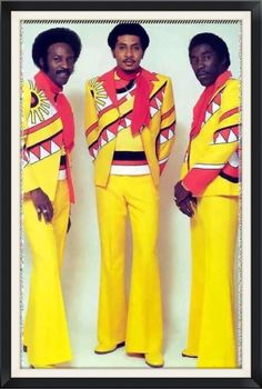 PRESS THE VISIT BUTTON For The O'Jays