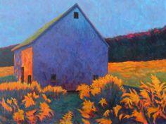 - Peter Batchelder : : New England Based Contemporary Fine Artist Art And Illustration, Illustrations, Landscape Art, Landscape Paintings, Barn Paintings, Landscapes, Painting Inspiration, Art Inspo, Watercolor Barns