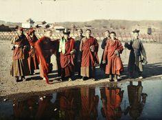 Mongolia, 1913