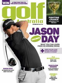 October 01, 2015 issue of Golf Australia