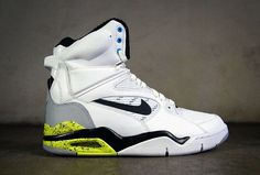 NIKE AIR COMMAND FORCE 'HOT LIME'