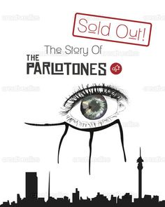 The Parlotones Poster by Bronwyn Dreyer