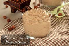mousse au nutella sans oeuf - Amour de cuisine mousse au chocolat a tartiner