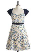 Rose Bouquet Dress | Mod Retro Vintage Dresses | ModCloth.com