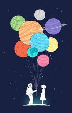 incluso si pudiera te daría el sol para encender tu cuarto cada mañana y la luna para que te acompañe cada noche e incluso una estrella fugas para que le pidas mil y un deseos y que todos se cumplan :)