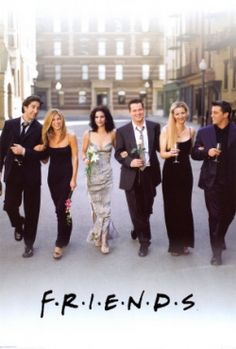 Loved watching Friends TV Show? I did! Friend's my favorite sitcom of all times!
