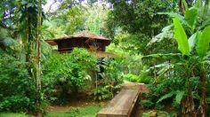 Selva, playa y deportes en #Brasil. ¿Te imaginas poder vivir en esta cabaña por unas vacaciones? Con http://intercambiocasas.com es posible!