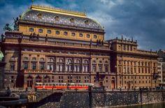 National Theatre (Prag) - National Theatre (Prag) Photo : Renaud Cornu-Emieux