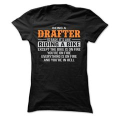BEING A DRAFTER T Shirts, Hoodies. Check price ==► https://www.sunfrog.com/Geek-Tech/BEING-A-DRAFTER-T-SHIRTS-Ladies.html?41382 $22.9