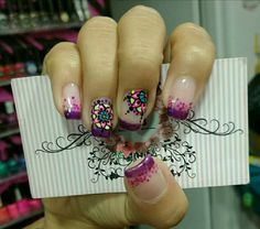 Funky Nail Designs, Funky Nails, Hair Beauty, Nail Art, Image, Nail Design, Enamels, Toe Nail Designs, Baby Shower Cards