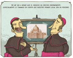 El humor cotidiano y reflexivo de Alberto Montt | Cultura Colectiva - Cultura…